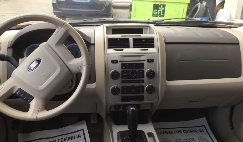 2008 Ford Escape 4×4 XLT V6 SUV 4 Dr Auto Alloy Wheels Certified full