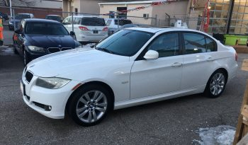 2011 BMW 3 Series Fully Loaded Leather Sunroof Alloy Wheels Heated Seats Bluetooth FOG Light Certified full